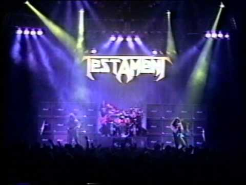 Testament - 12.16.89 - Santa Monica, CA