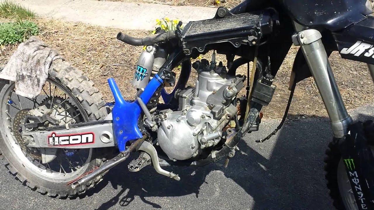 Yamaha  Dirt Bike Crank