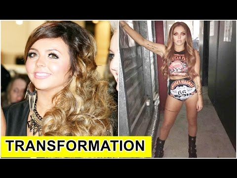 Little Mix star Jesy Nelson's transformation
