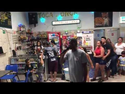 Gilberto Bons Momentos (karaoke) 2º Festival Toca Da Onça