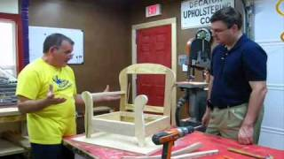 Furniture Making & Sales - Kids Rocking Chair - Weewockin.com Promo Part 2