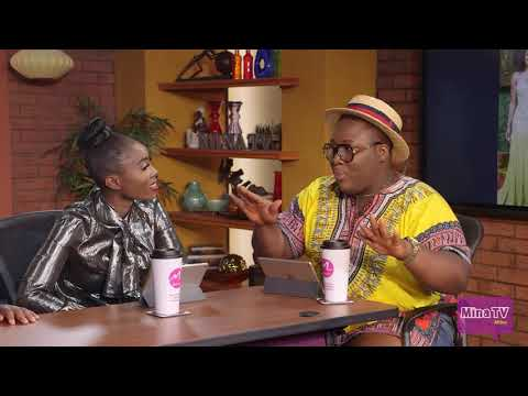 The ABS Show - The 2017 Glitz Awards Ghana  (Fashion Police)  - Mina TV Africa