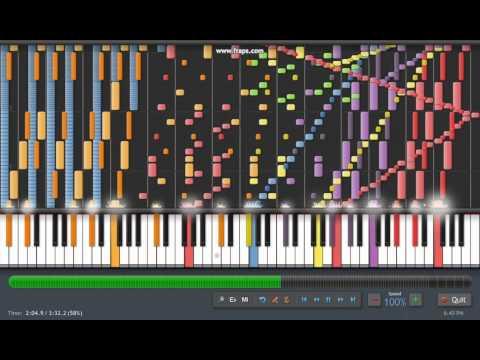 Synthesia - ????????????S??????????? (Saishuu Kichiku Imouto Flandre S Black MIDI)