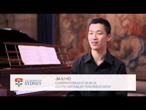 English And Music - University Of Sydney