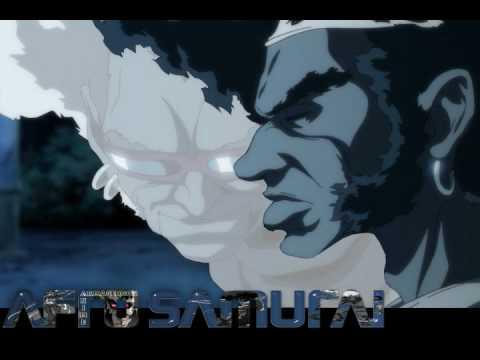 Afro Samurai Game OST: Fade to Black