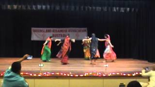 Queensland Assamese Association of Australia - Diwali 2013