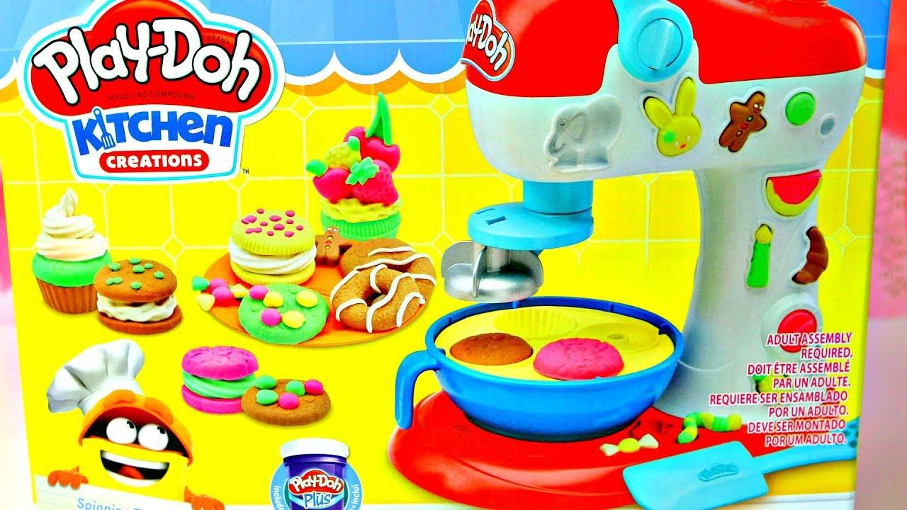 Playdoh batidora de postres play doh treats mixer mundo - Cocina play doh ...