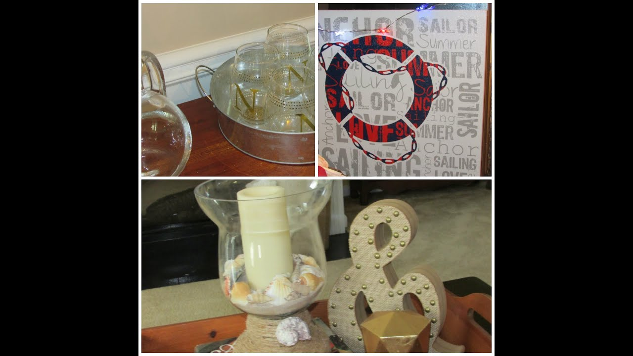 A BIG Home Decor Haul.... Salvation Army, At Home, TJ Maxx