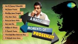 A Magic Moment of Prosenjit Chatterjee (Bumba Da) | Bengali Film Songs | Audio Jukebox