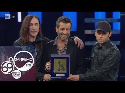 Sanremo 2019 - I premi della serata finale
