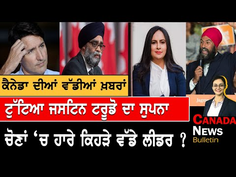Canada Punjabi News Bulletin   Canada News   September 21, 2021 l TV Punjab