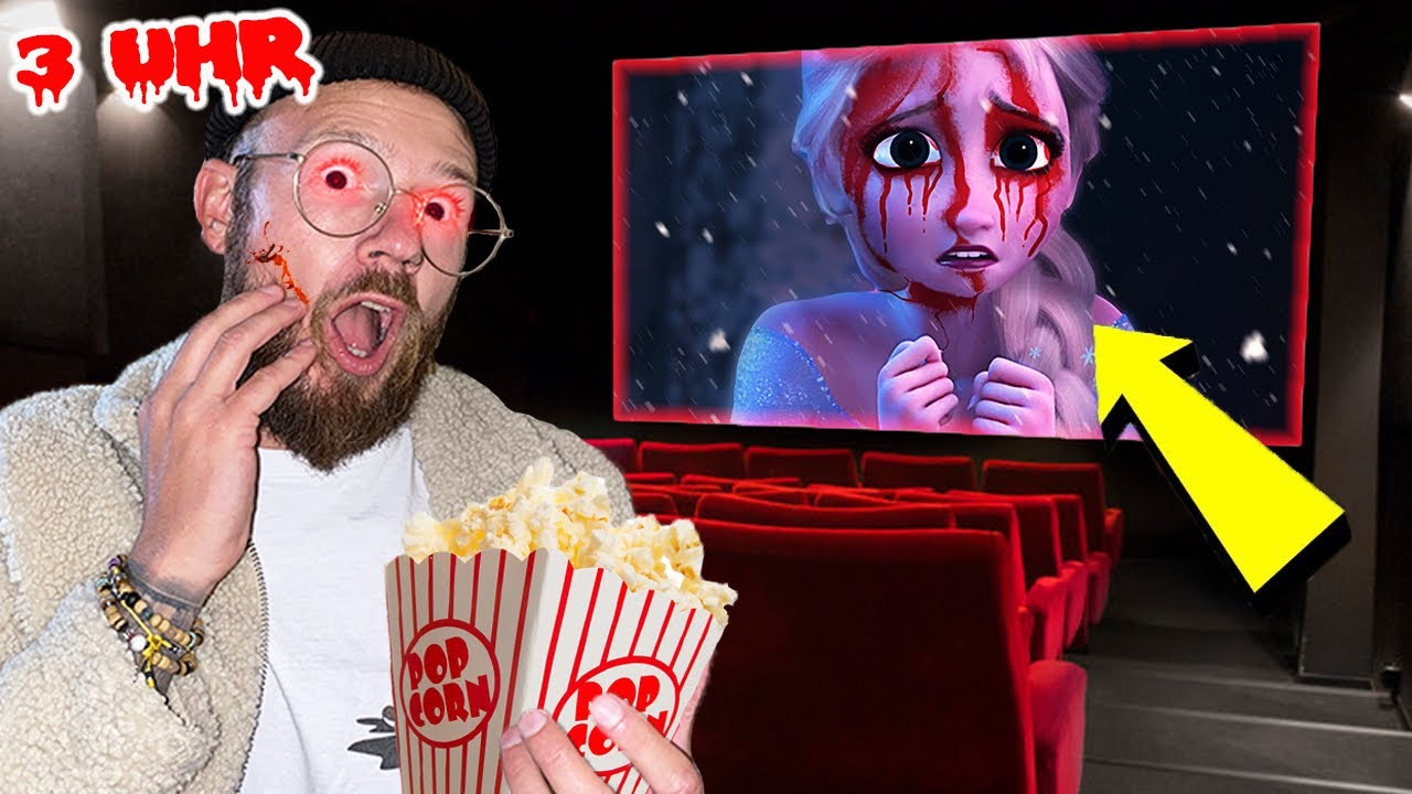Download SCHAUE niemals ELSA EXE aus FROZEN 2 FILM um 3 UHR NACHTS an!! | Kamberg TV
