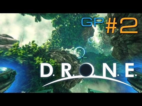 D.R.O.N.E. Gameplay Teaser #2 - Racing