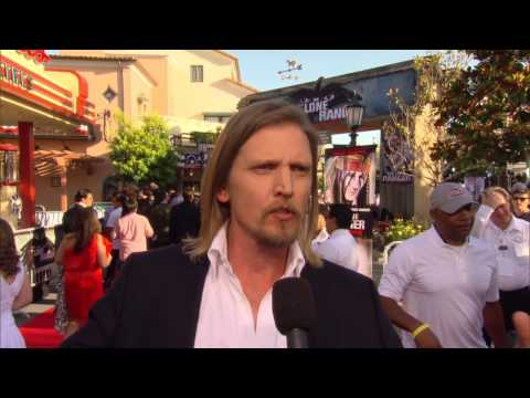 Barry Pepper's The Lone Ranger World Premiere Soundbite - Celebs.com