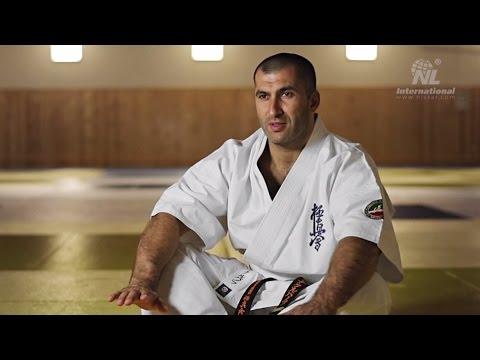 Лечи Курбанов для NL International: в карате приходят, чтобы стать сильными