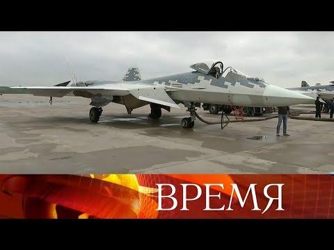 Су-57 - звезда