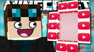 If a YouTuber Dimension was Added - Minecraft thumbnail