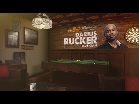 Singer Darius Rucker on The Dan Patrick Show | Full Interview | 7/27/17