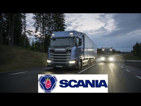 scania фото новая