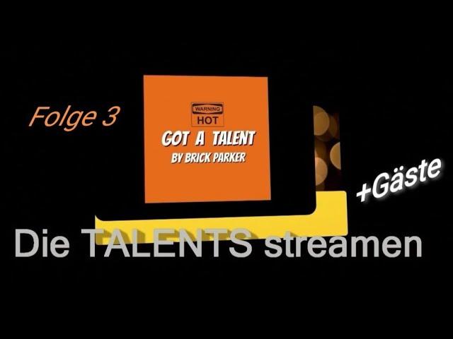 Die #Talents Streamen Teil III