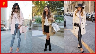 How to Wear Trench Coat for This Spring