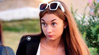 Russian Beautiful Girls on Walking Street in Russia   Part 6