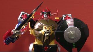 "Bandai ""Daltanious - Soul of chogokin GX-59"" part1 (Toys Addicted)"