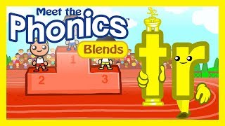 Meet the Phonics Blends - tr