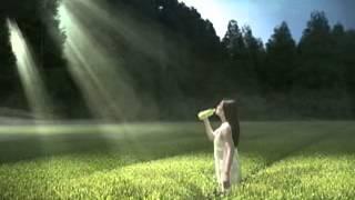 [CM] 中谷美紀 伊藤園 お~いお茶27 「光を受ける葉」篇 2006 TvCm2013.