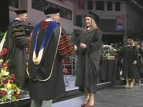 2010 Graduate Commencement Ceremony