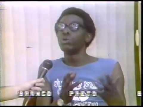 Itamar Assumpção, Hermeto Paschoal, Serginho Groisman - Gazeta  tvmix4  - 1988