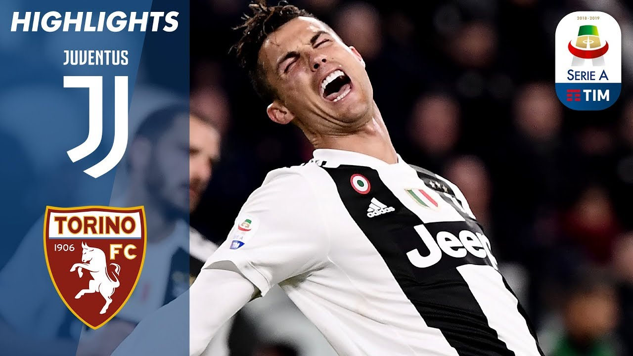 Juventus 1-1 Torino | Ronaldo saves Serie A champions from ...