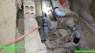 Sửa giếng mất nước không lên nước