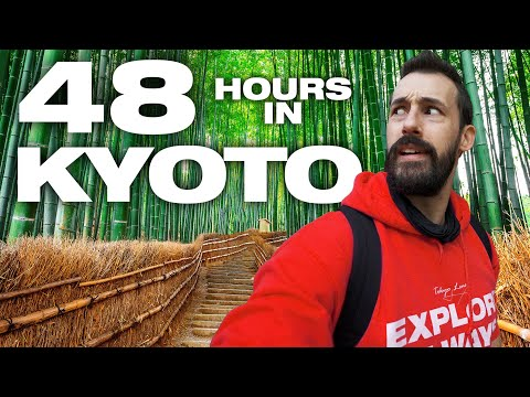 I Spent 48 hours in Kyoto   How Empty is it Really?