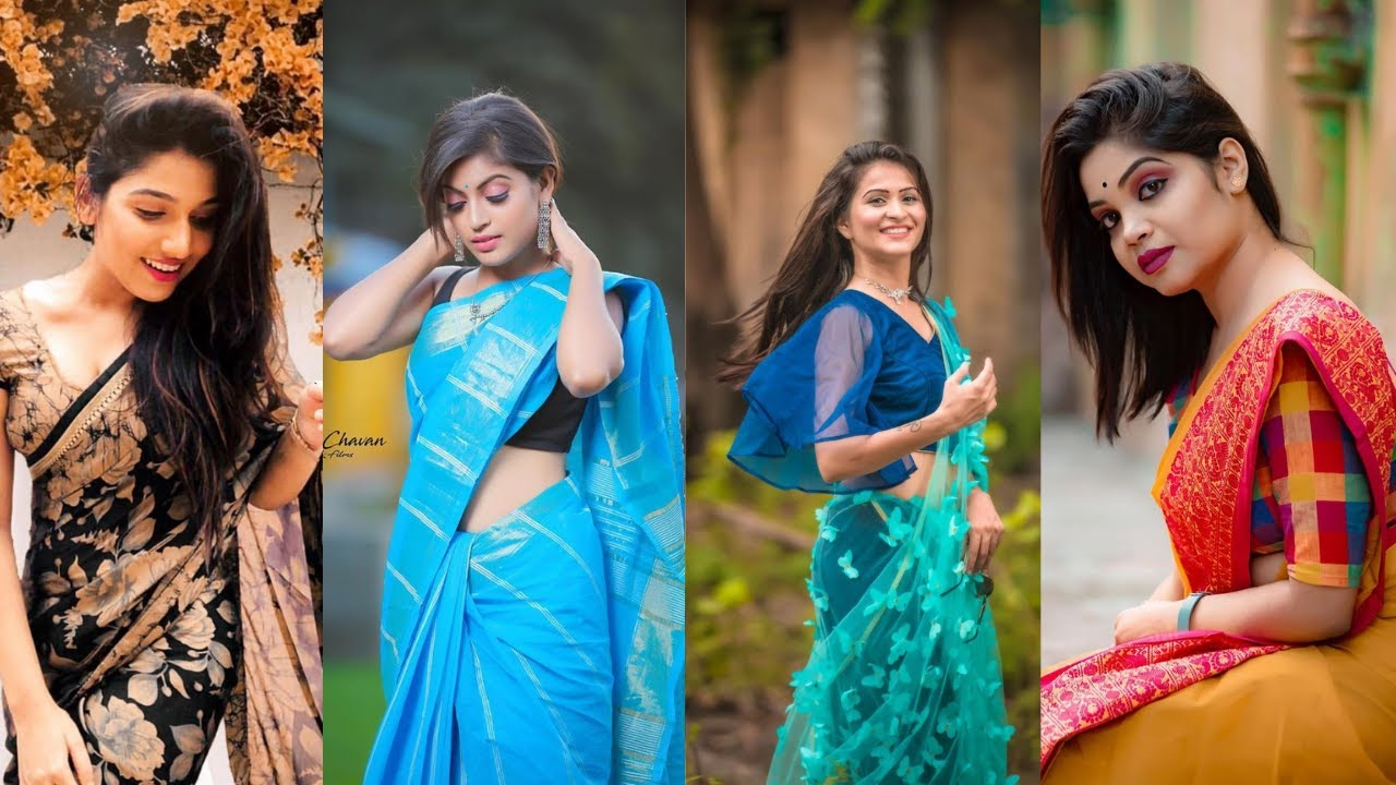 Saree Poses Ideas For Girl Simple Stylish Saree Photography Poses For Girls Part 3 Youtube Here i will provide some photography poses ideas that you can use in your shoot. saree poses ideas for girl simple stylish saree photography poses for girls part 3
