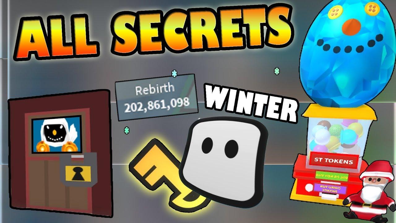 Ice Cream Simulator Roblox All Keys All Secrets In Winter Update Roblox Ice Cream Simulator Youtube