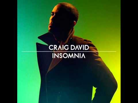 Craig David  Insomnia HQ