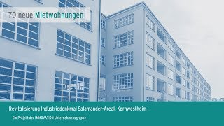 Kornwestheim   Salamander-Areal - Haus 9 (Lofts)