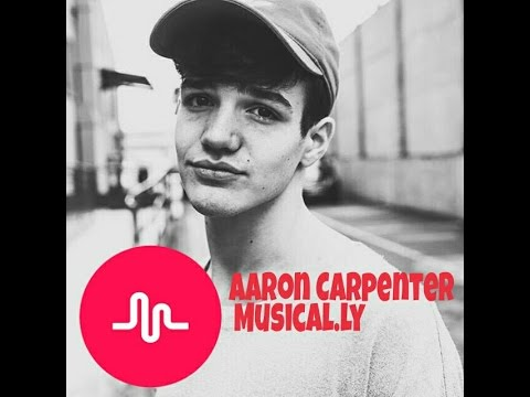 Aaron Carpenter - Musical.ly 6