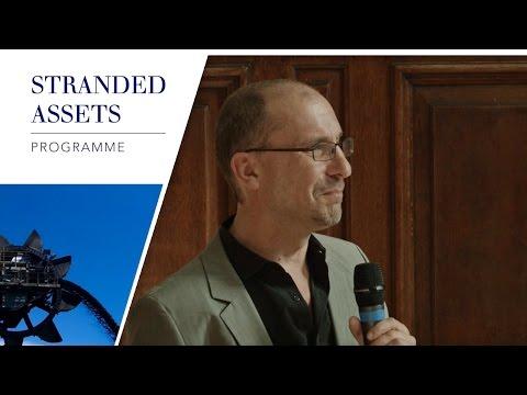 1st Global Conference on Stranded Assets - keynote