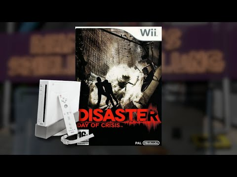 Gameplay : Disaster Day of Crisis [WII]
