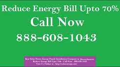 Best Solar Power (Energy Panels) Installation Company in Hingham Massachusetts MA