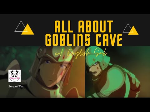 Goblins Cave (Yaoi) Animation Review || Senpai TVx