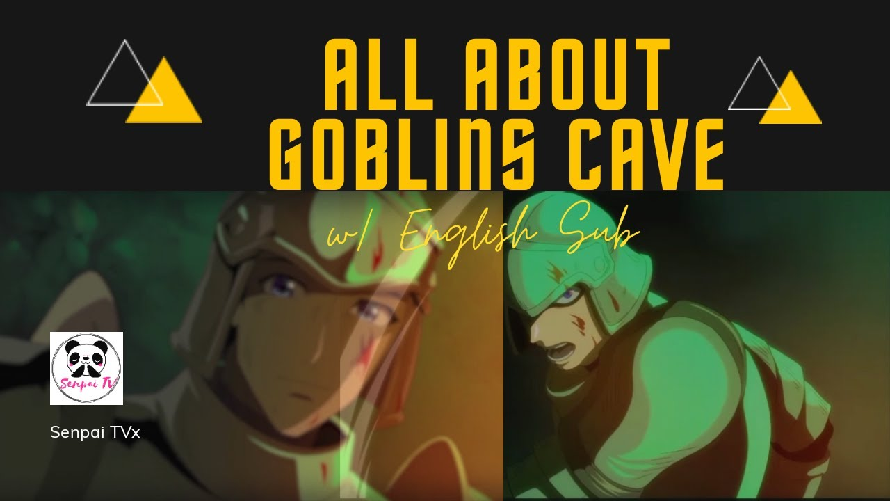 Download Goblins Cave (Yaoi) Animation Review || Senpai TVx