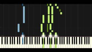 Billy Joel - Shes Got A Way [Easy Piano Tutorial] (Synthesia) | PianoHD