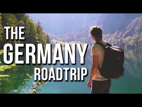 BEAUTIFUL GERMANY - 2 WEEK ROAD TRIP