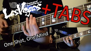 One Shot, One Mind - Fear, and Loathing in Las Vegas Guitar Cover + Tabs ギター弾いてみた Hady Ashour Guitar