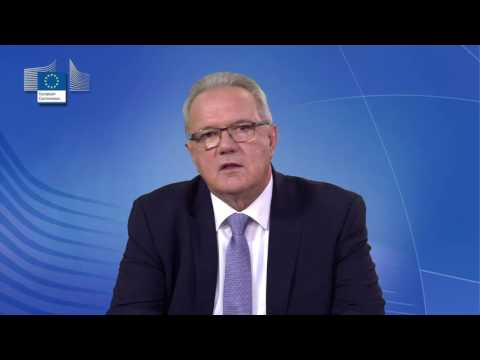 EU Commissioner Neven Mimica delivers International Day of Older Persons message