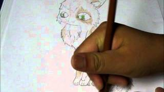 Speed Drawing Fernleaf