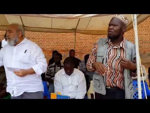 Zomba cezaevinde ki konuşmam (Malawi)
